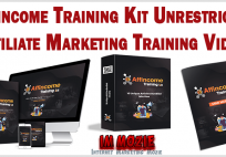 Affincome Training Kit Unrestricted Affiliate Marketing Training Videos Review