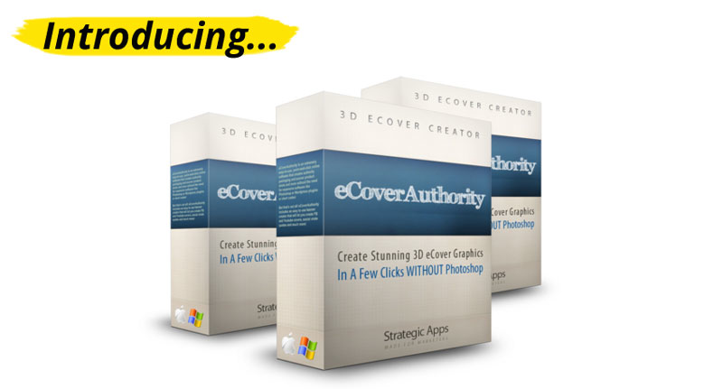 Authority 3D eCover Design Software Review 2
