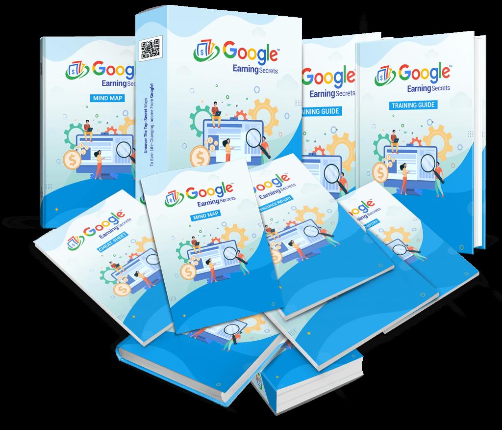Google Earning Secrets Frontend