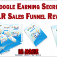 Google Earning Secrets PLR Sales Funnel Review