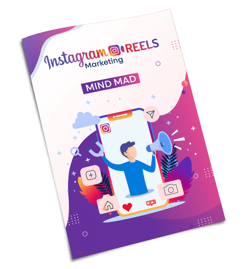 Instagram Reels Marketing Mind Map
