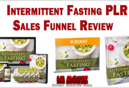 Intermittent Fasting PLR Sales Funnel Review