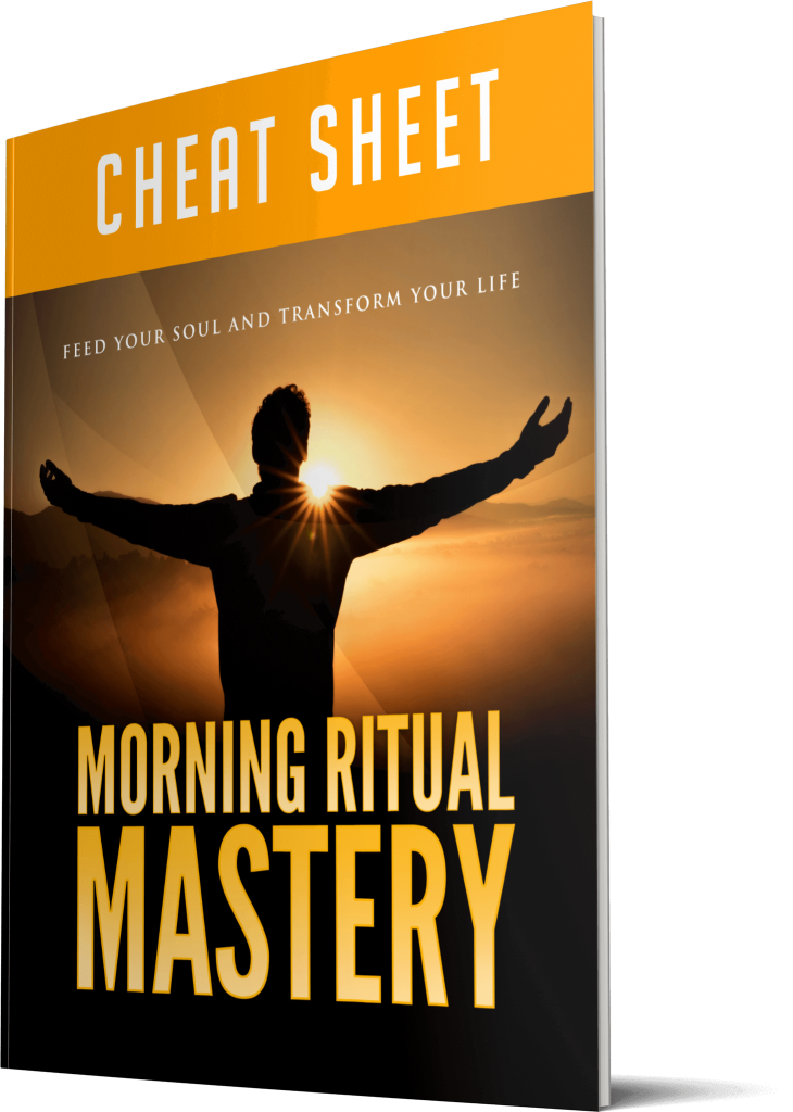 Morning Ritual Mastery Cheatsheet