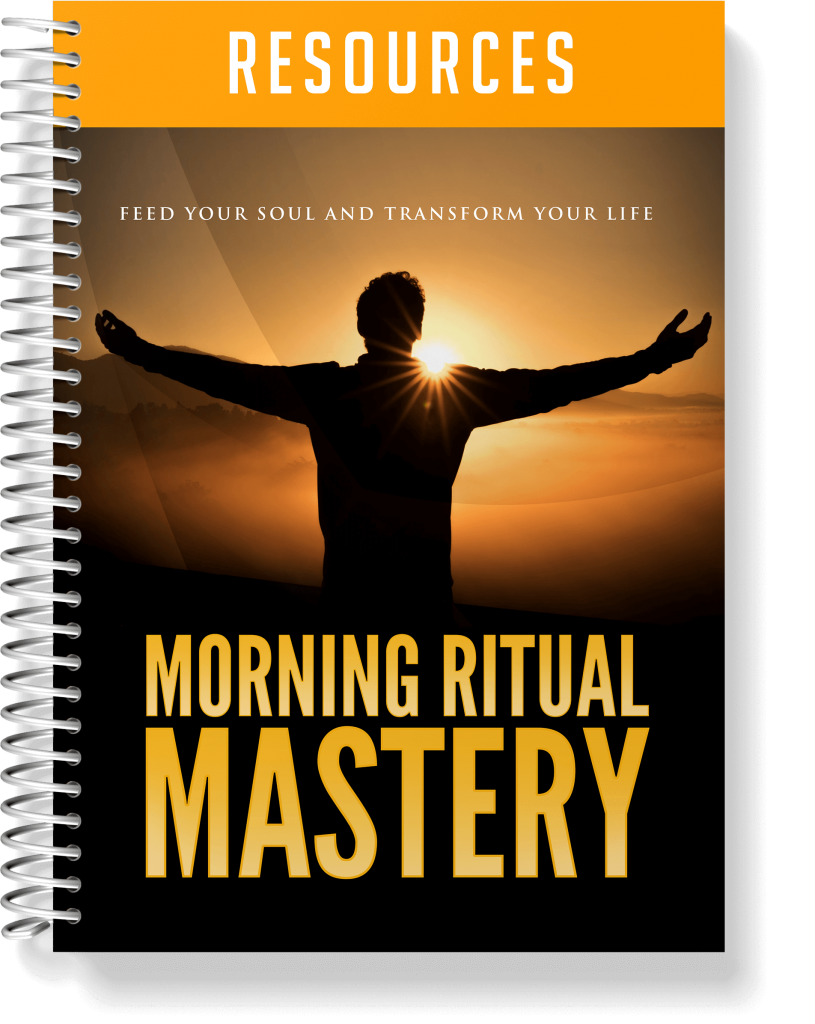 Morning Ritual Mastery Resources