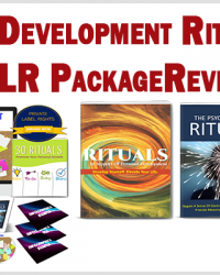 Personal Development Rituals Giant PLR Package Review