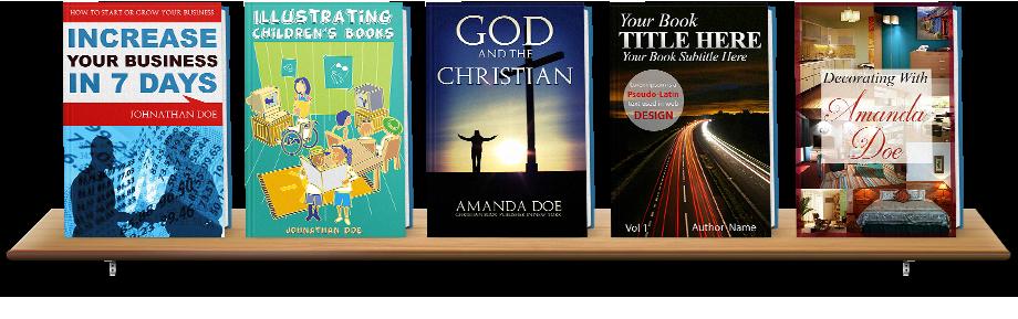 eBook Cover Templates 2
