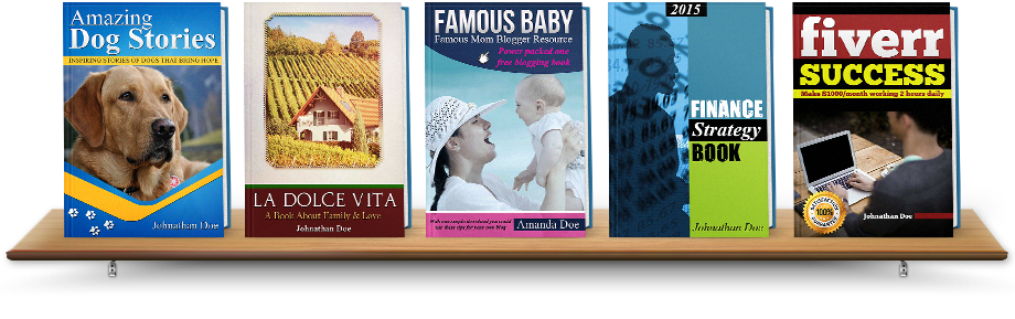 eBook Cover Templates 3