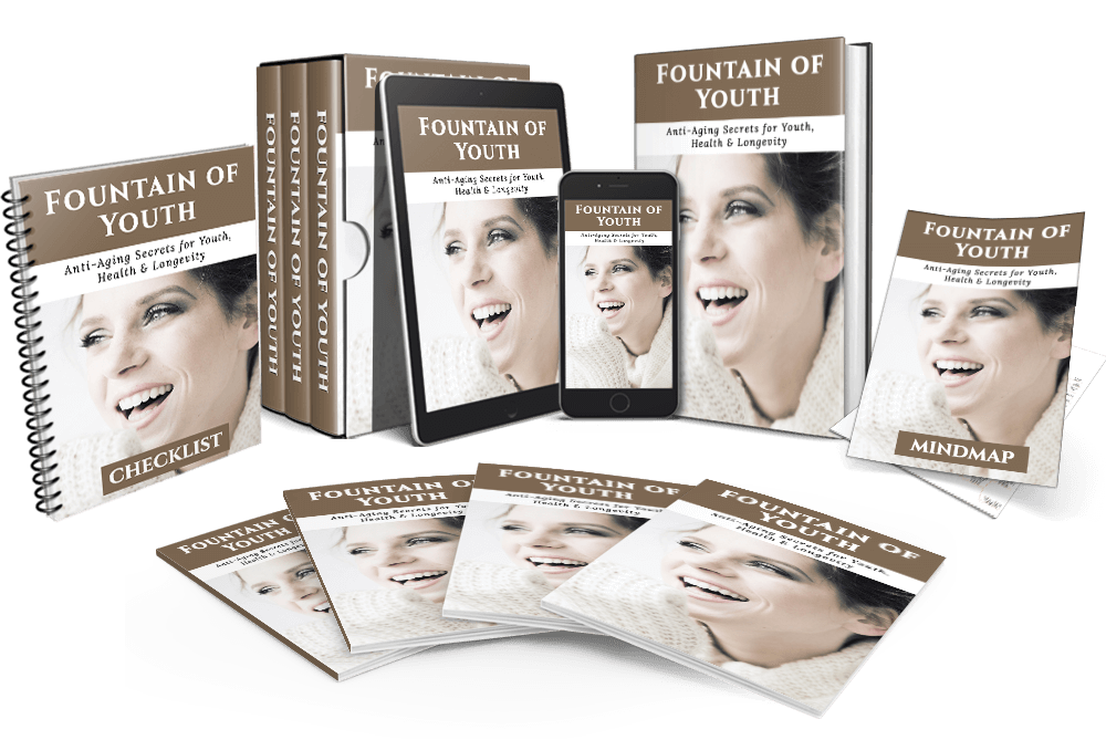 Fountain Of Youth Bundle