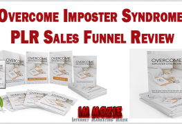 Overcome Imposter Syndrome PLR Sales Funnel Review