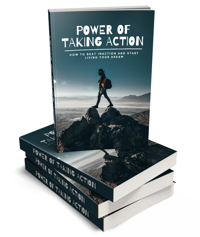 Power Of Taking Action Ebook