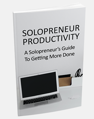 Solopreneur Success GIVEAWAY REPORT