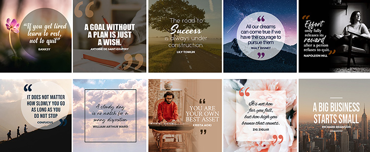 Solopreneur Success Social Media Viral Images Pack