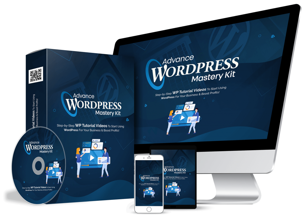 Advance WordPress Mastery Kit Bundle