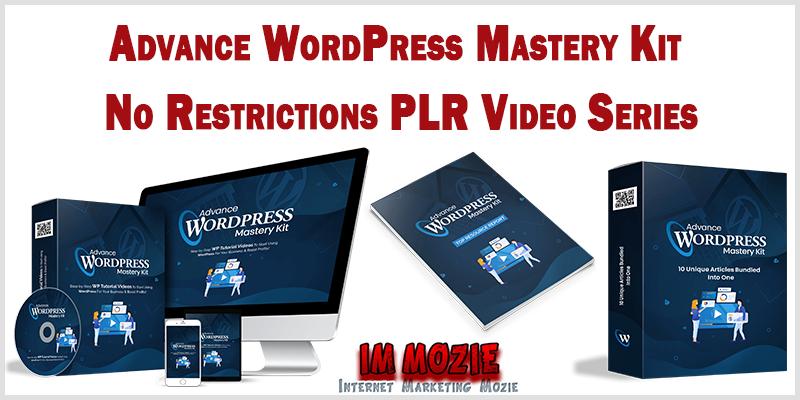 Advance WordPress Mastery Kit Review