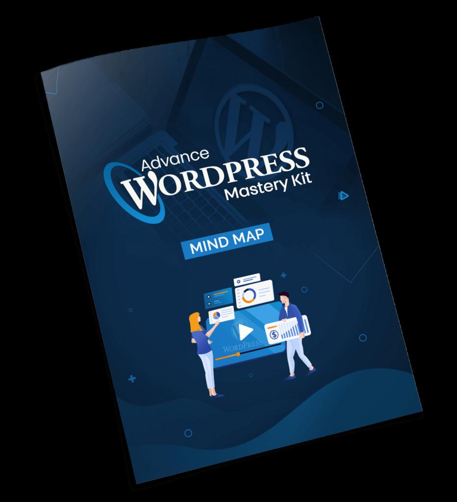 Advance WordPress Mastery Mind Map