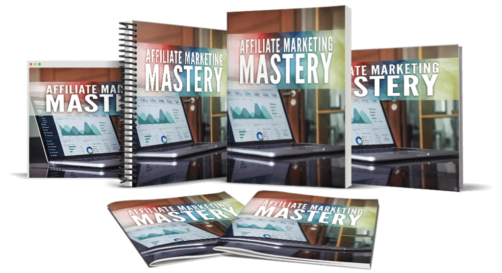 Affiliate Marketing Mastery PLR Package