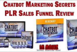 Chatbot Marketing Secrets PLR Sales Funnel Review