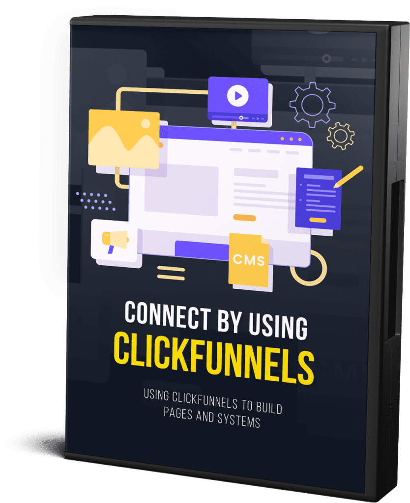 Connect with Clickfunnels DVD