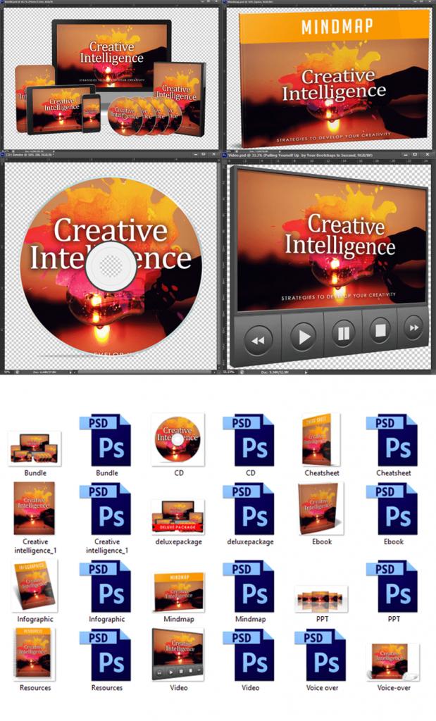Creative Intelligence Graphics