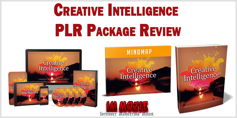 Creative Intelligence PLR Package Review