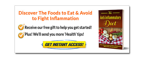 Dietary Health Different Types of Diets Anti InflammatoryCTA Graphic