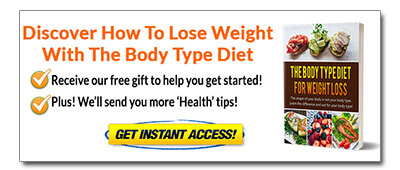 Dietary Health Different Types of Diets Body Type Diet PLR CTA Graphic