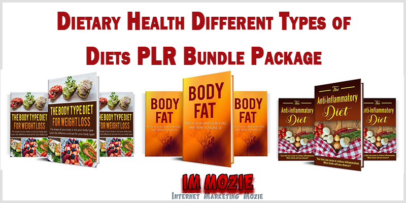 Dietary Health Different Types of Diets Review