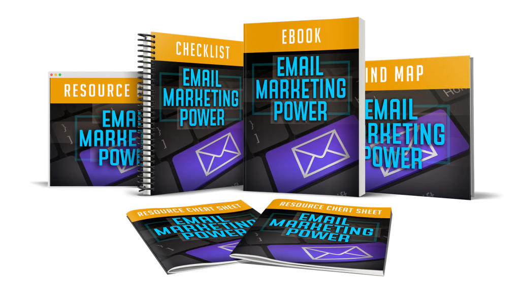 Email Marketing Power PLR Package