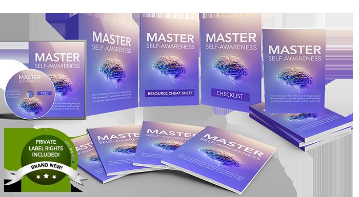 Master Self Awareness Bundle