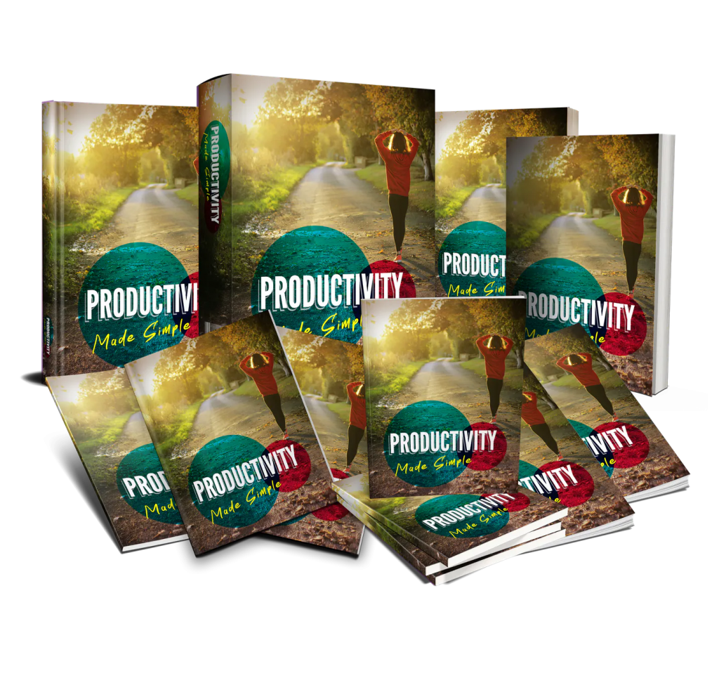 Productivity Made Simple PLR Package