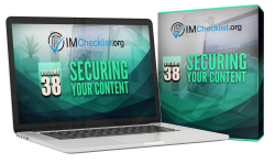 SECURING YOUR CONTENT