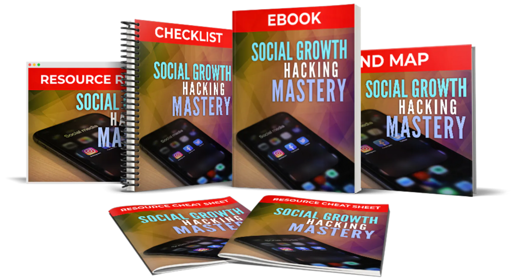 Social Growth Hacking Mastery PLR Package