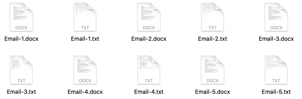 Start With Clarity Emails