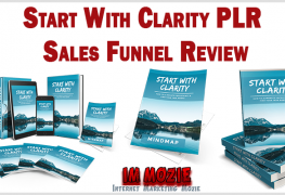 Start With Clarity PLR Sales Funnel Review