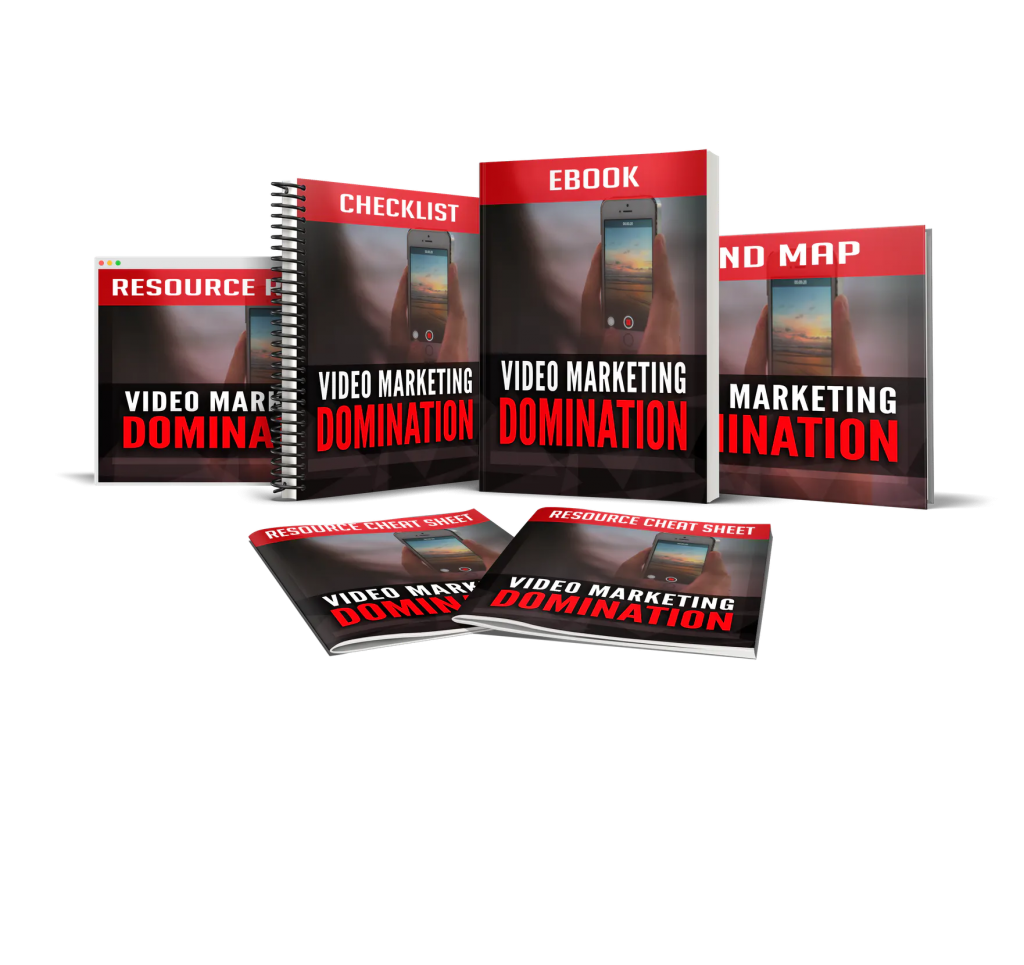Video Marketing Domination PLR Package