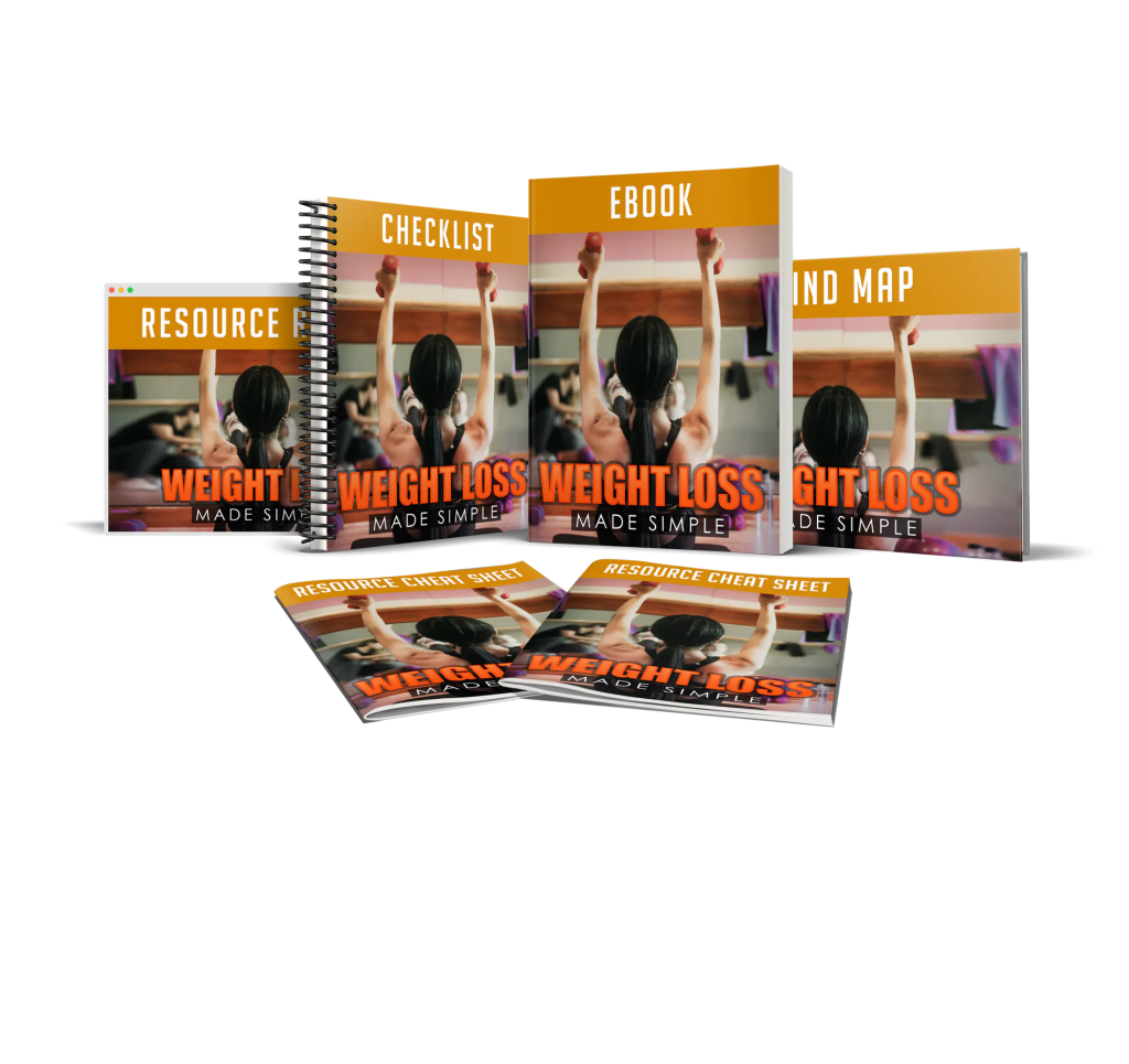 Weight Loss Made Simple PLR Package