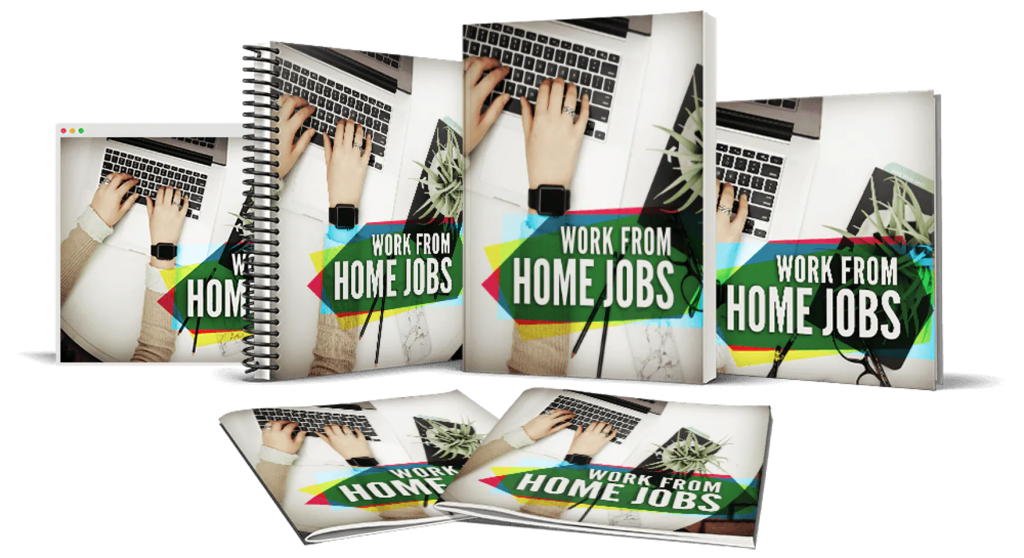 Work From Home Jobs PLR Package