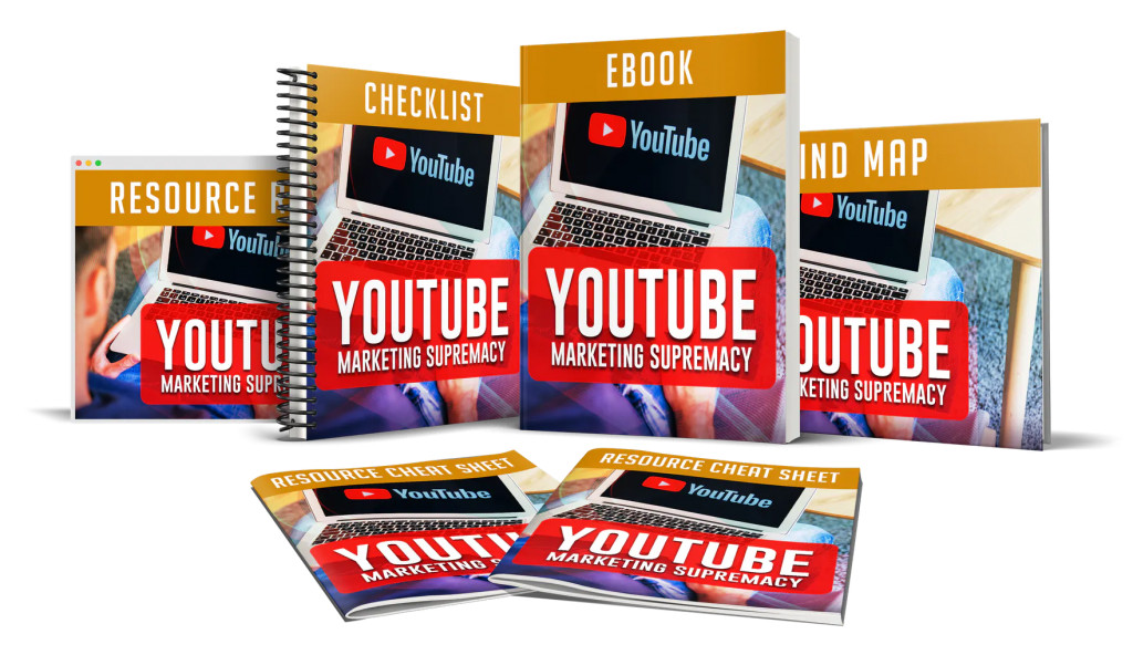 YouTube Marketing Supremacy PLR Package