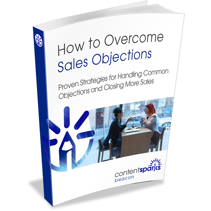 How to Overcome Sales Objections Ebook