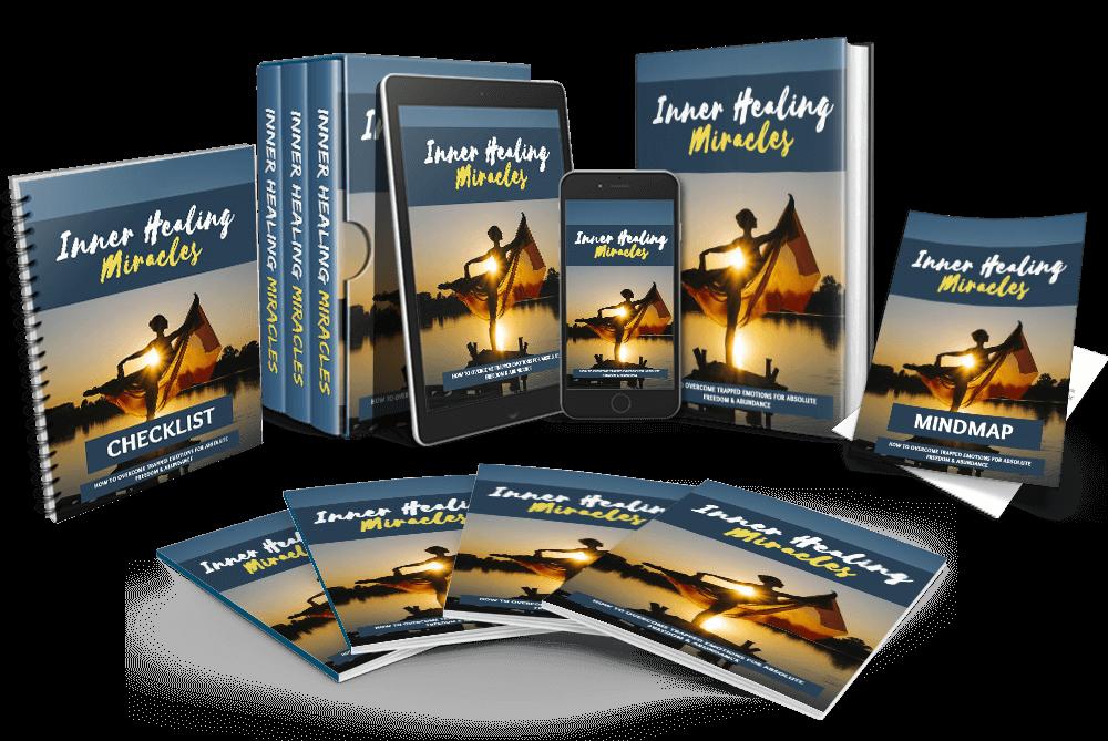 Inner Healing Miracles Bundle