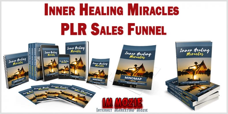 Inner Healing Miracles PLR Sales Funnel Review