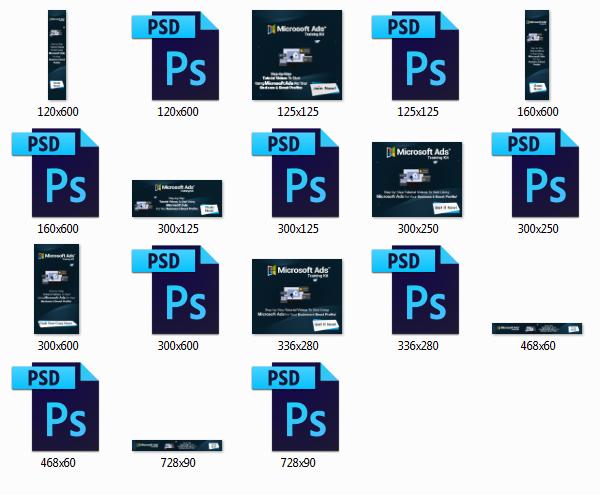 Microsoft Ads Training Kit Animated Banners