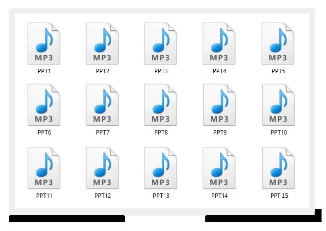 Microsoft Ads Training Kit Audio Files