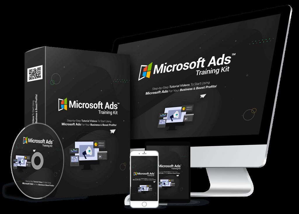 Microsoft Ads Training Kit Bundle
