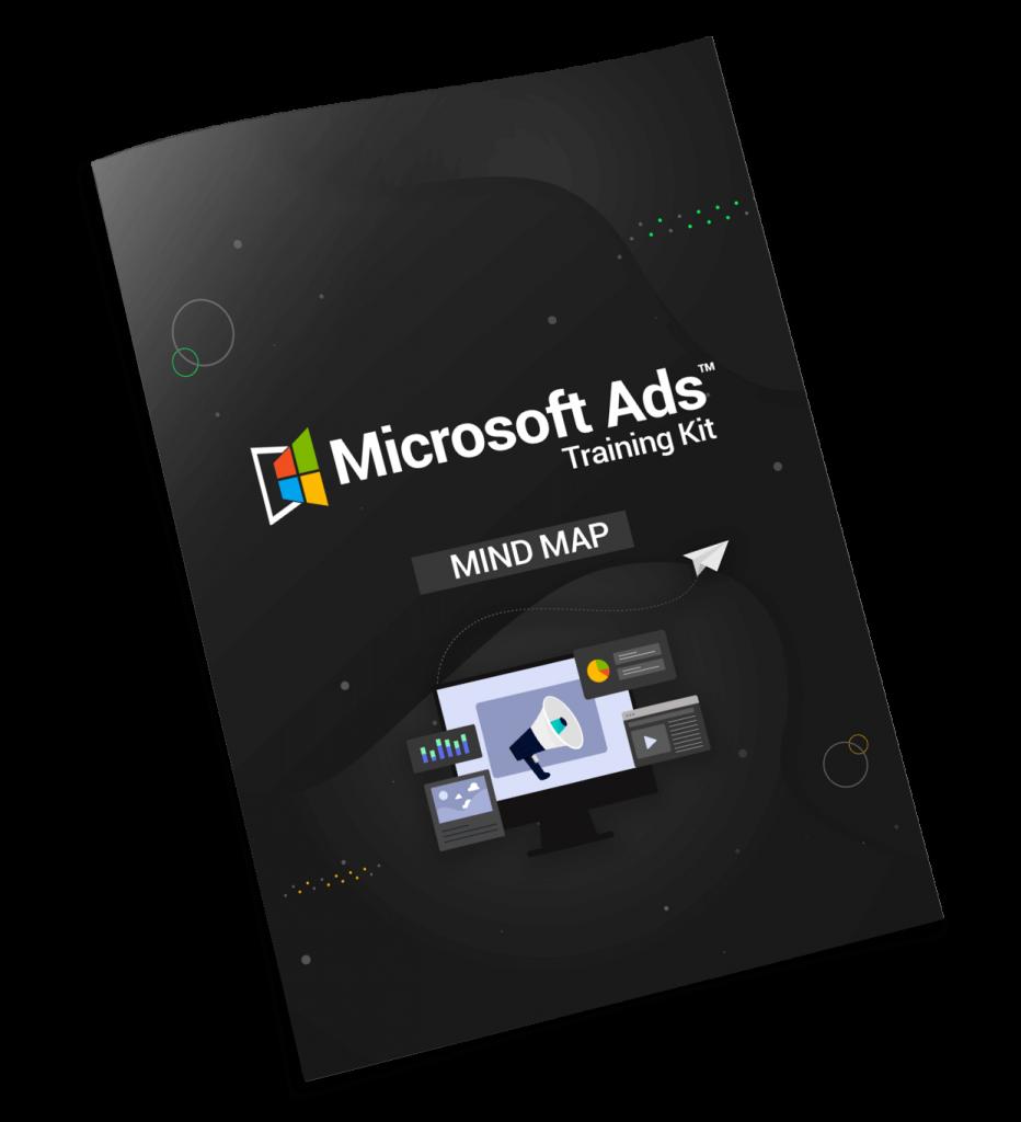 Microsoft Ads Training Kit Mind Map