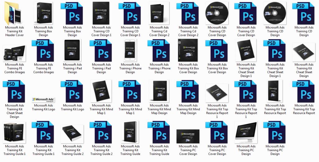Microsoft Ads Training Kit Professionally Graphics