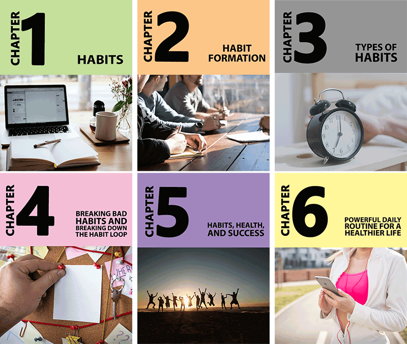 Simple Habits Of Greatness ChapterGraphics