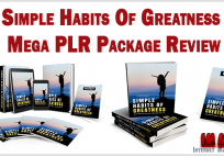 Simple Habits Of Greatness Mega PLR Package Review