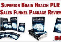 Superior Brain Health PLR Sales Funnel Package Review