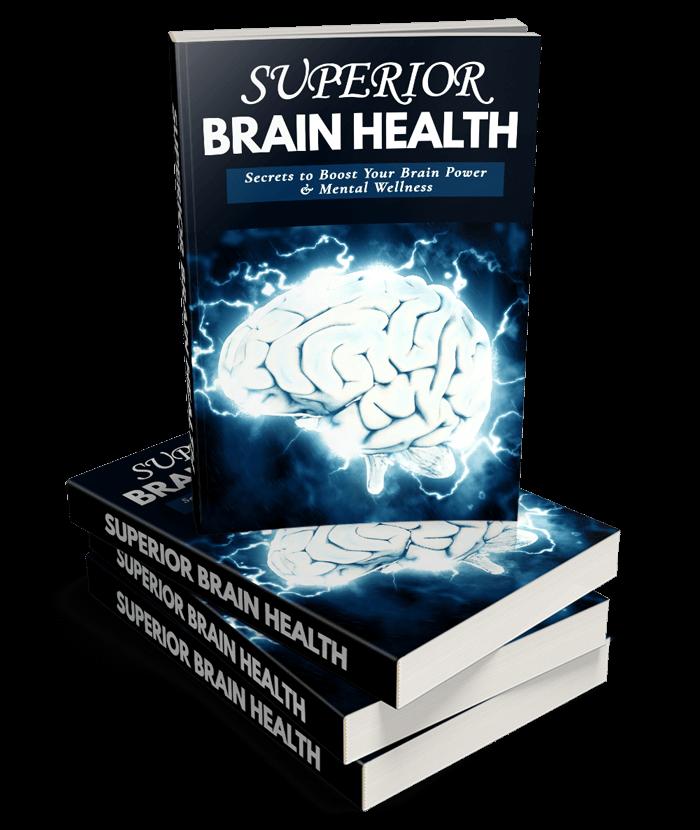 Superior Brain Health eBook